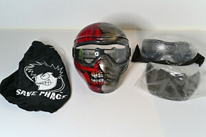 Save Phace Tagged Flesh Phace Full Face Mask-Barely Used-with Extras