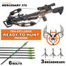 Centerpoint Mercenary 370 Crossbow- COMPLETE HUNTING PACKAGE