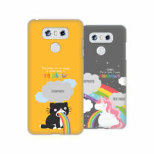 Head Case Designs Rainbow Mobile Phone Cases, Covers & Skins for LG