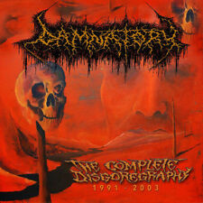 DAMNATORY - The Complete Disgoregraphy 1991-2003( CD)