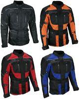Heyberry Touren Motorrad Roller Quad Jacke Motorradjacke Textil  M L XL XXL 3XL