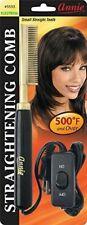 H&H Electrical Straightening Comb Medium Teeth Annie 5533