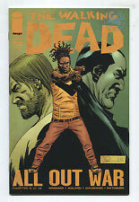 """The Walking Dead #122 - """"All Out War Chapter 8 of 12"""" - (Grade 9.2)"""