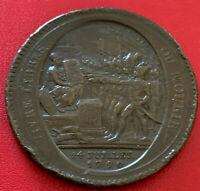 Monnaie MONNERON DE 5 SOLS L'AN IV DE LA LIBERTE 1792