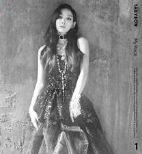 """K-POP SNSD TAEYEON 1st Album """"My Voice"""" [ 1 Photobook + CD ] I Got Love Ver"""