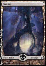 Swamp Version 2 // NM // Zendikar // engl. // Magic the Gathering