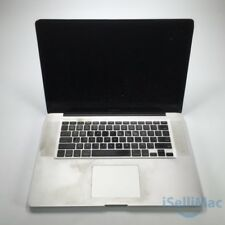 "Apple 2009 MacBook Pro 15"" 2.8GHz C2D MB986LL/A + MLB Issue Sold As Is For Parts"