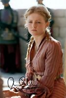 AIMEE RICHARDSON signed Autogramm 20x30cm GAME OF THRONES In Person autograph