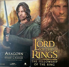 Lord Of Das Rings Aragorn Figur 30cm Sideshow