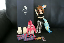 Dream Valley Ann BJD CoA YOSD 1/6 Ball Jointed Doll + Extras