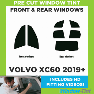 Pre Cut Window Tint - Volvo XC60 2019 Full Kit
