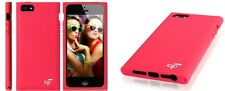Rotes Silicon Case für Apple iPhone 5s und iPhone5 - NEU - Schutzhülle Cover