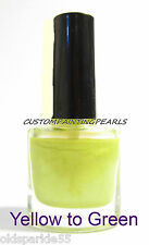 25g Chameleon Kameleon Color Pearl Yellow-Green custom auto paint Plasti Dip Can
