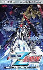 Mobile Suit Zeta Gundam - Complete Collection I (DVD, 2008, 5-Disc Set, Anime...