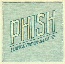Hampton/Winston-Salem '97 [Box] by Phish (7 CD, 2011)
