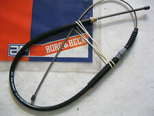 RENAULT FUEGO (80-86)NEW REAR LH BRAKE CABLE - FKB1242