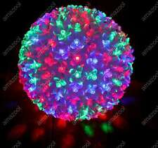 RGB flower light RGB flower ball light round flower led light RGB flash ball led