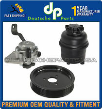 Power Steering Pump LF-20 P/S PULLEY RESERVOIR TANK for BMW E46 323i 325i 328Ci