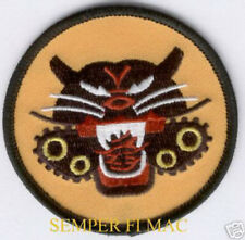 HELL CATS TANK DESTROYER HAT PATCH US ARMY PIN UP BADGE VETERAN L@@K!