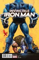Invincible Iron Man #11 Death of X Variant Marvel Comics Unread New