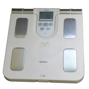 Omron HBF-510W Full Body Composition Sensing Monitor Exercise Scale