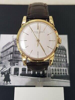 Vacheron Constantin Vintage Ref 6033