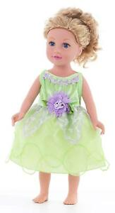 "Disney - Little Adventures Tinkerbelle Doll Dress - Fits Most 16"" - 20"" Dolls"