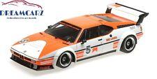 Minichamps 180792905 1/18 BMW M1 Procar (E26) #5 N. Lauda Winner Hockenheim 1979