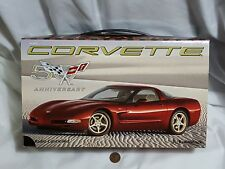 NEW Corvette 50th Anniversary Radio Controlled Car by Radio Shack SEALED rc toy