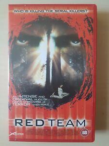 RED TEAM - XSCAPADE VIDEO - BIG BOX - EX RENTAL VHS