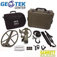 Metal Detector Garrett Atx Package