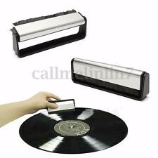 Vinyl Antistatic Carbon Fiber Record Dust Cleaner Brush Cleaning Turntable Fibre