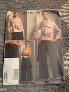 Vintage VOGUE ISSEY MIYAKE pattern V1052 size 14-16-18-20-22 NEW UNCUT