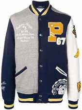 Ralph Lauren Polo Men's Letterman Varsity Jacket Size Medium M $398