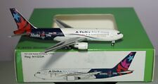 Green box Boeing 767-232 Delta Air Lines N102DA  in 1:400 Scale