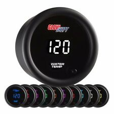 GlowShift 10 Color Digital Water Temperature Gauge - GS-TCD06