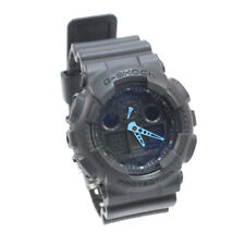 Casio 5081 G-SHOCK Digital Watches blue rubber mens blackDial