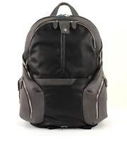 PIQUADRO Mochila Coleos Expandable Laptop Backpack Nero