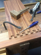 Hold Fast Hold Down SINGLE Blacksmith made for Workbench Wood 18mm READ BELOW!!