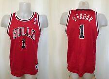 Chicago Bulls #1 O'Hagan Boys XL 18-20 Champion Basketball jersey shirt maillot