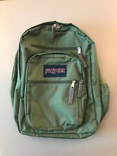 JanSport Big Student Backpack Green New with Tags