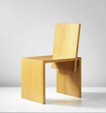 Rare Okazaki chair inspiration design Shigeru Uchida 1991
