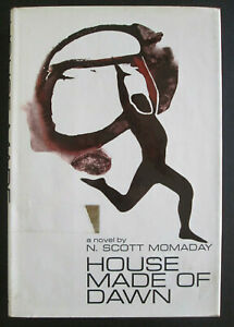 """""""House Made of Dawn"""" by N. Scott Momaday - Early Edition, Aug, 1969 Printing"""