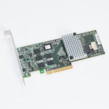 LSI 3ware 9750-4i 4-Port Internal SATA/SAS 6Gbps PCI-e 2.0 RAID Controller Card