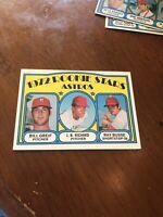 1972 Topps J.R. Richard RC #101 Baseball Card