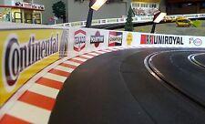 Slotcar LEITPLANKEN BANDE 6cm x 200cm für Carrera DIGITAL 85909