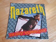 Nazareth ★ Ruby Tuesday ★ Vinyl Single ★ Germany ★ 880 235-7