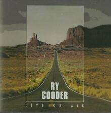 Ry Cooder - Live on Air ( Live 1974 ) CD NEW / SEALED
