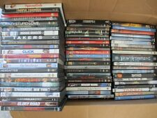 10 DVD LOT Pick Your Movies HUGE DVD Personal Collection - LIKE NEW + FREE SHIP!