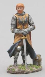 THOMAS GUNN MEDIEVAL KNIGHT MED003 KING FREDERICK BARBAROSSA 1ST  OF GERMANY MIB